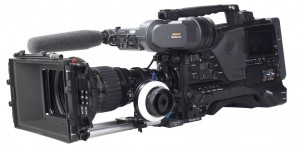 filmkamera för videoproduktion